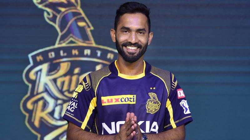 IPL 2018: DK is confident of handling KKR captaincy