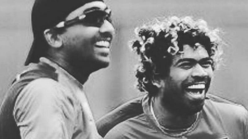 The 35-year-old Malinga was the team's highest wicket-taker in the recently concluded ICC Men's Cricket World Cup. (Photo: Mahela Jayawardena/Instagram)