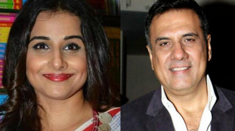Vidya Balan and Boman Irani have worked together in several films like 'Lage Raho Munnabhai' and 'Heyy Babyy.'
