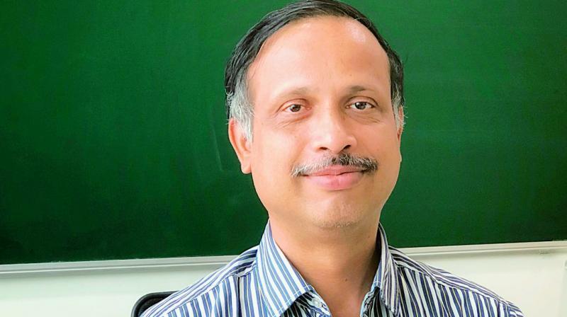 Professor CV Jawahar