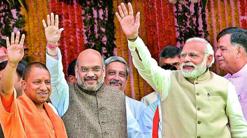 This will be Modi's third meeting with the chief ministers after the BJP swept to power in 2014. (Photo: File)