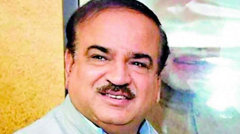 HN Ananth Kumar
