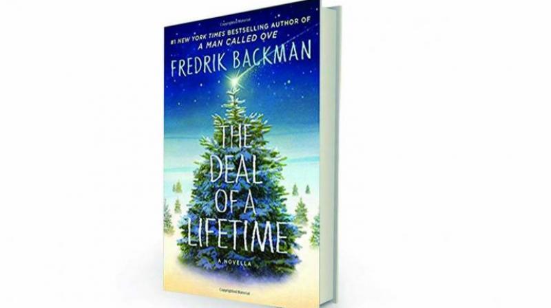 The Deal of a Lifetime: A Novella by Fredrik Backman, Atria Books, Rs 853