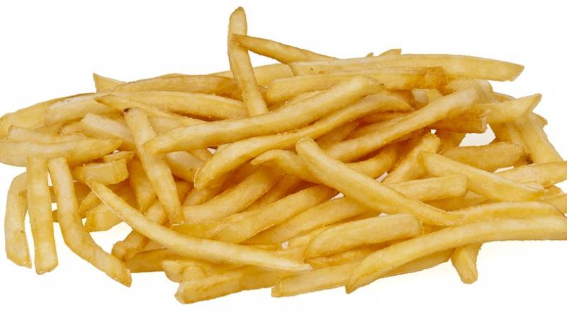 McDonald's fries chemical could help cure baldness, study says