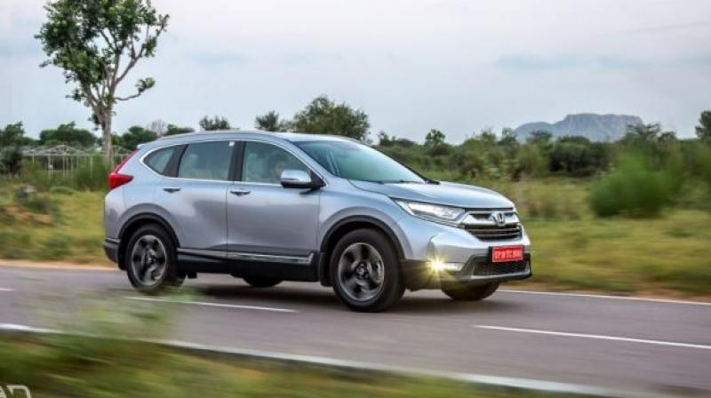 Honda has just launched the fifth-gen CR-V in India with a price tag between Rs 28.15 lakh and 32.75 lakh (ex-showroom pan-India).