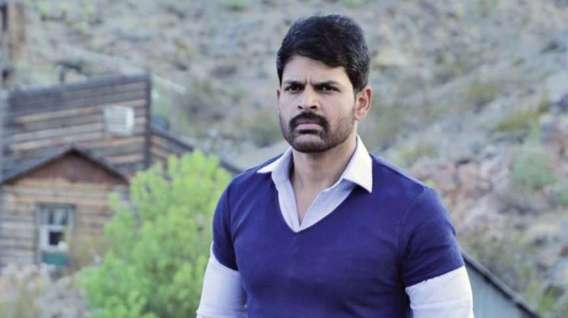 Actor Shaam in a road thriller