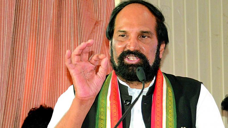 How will Congress & Uttam Kumar Reddy erase