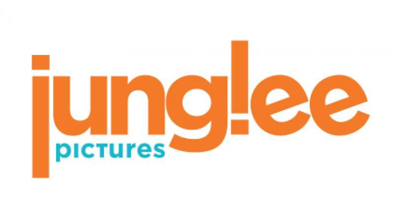 Junglee Pictures logo.