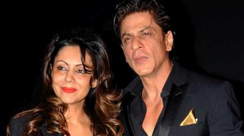Who is wife of shahrukh khan
