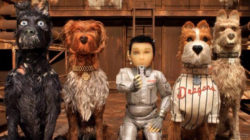 'Isle of Dogs' was premiered at the 68th Berlin International Film Festival.