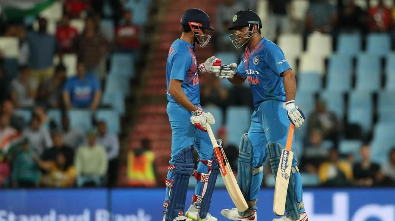 Pandey-Dhoni power India to 188/4
