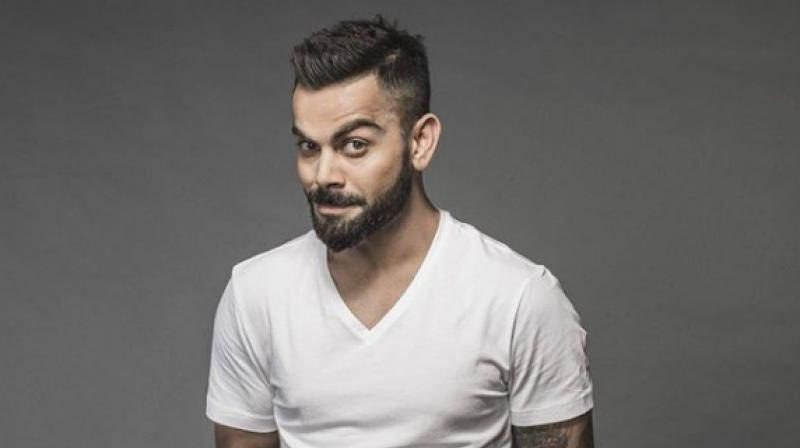 Ipl 2018 Check Out Rcb Skipper Virat Kohlis New Look Which Made