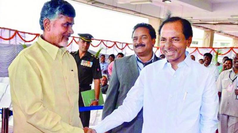 During the TDP's annual conclave 'Mahanadu' in May, Naidu had announced his party would emerge as the decisive force in Telangana and play the kingmakers role. (Photo: File)