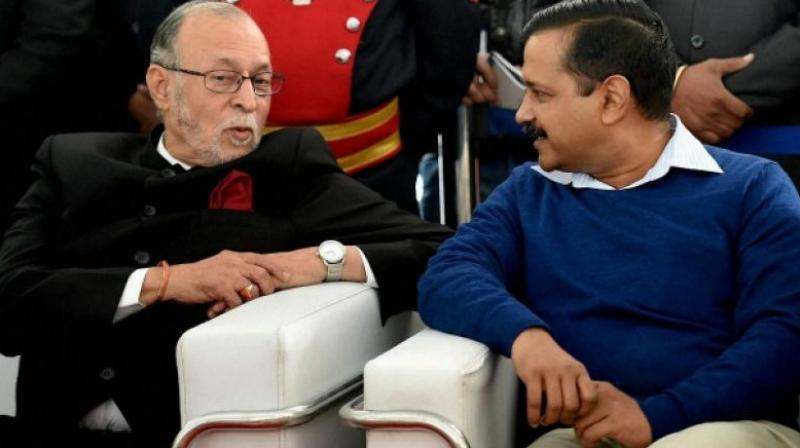 The national capital has witnessed a power struggle between the Centre and Delhi government since the Aam Aadmi Party came to power in 2014. (Photo: File)