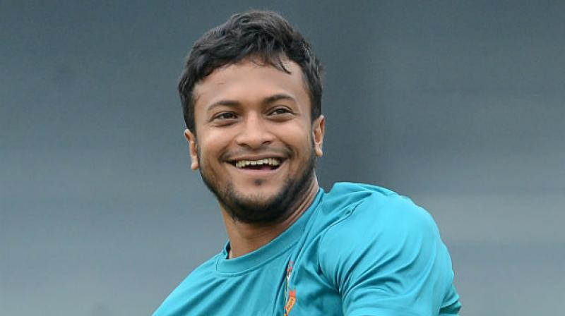 Bangladesh vs Windies 2018, Shakib Al Hasan