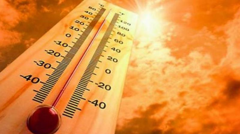 Maximum and minimum temperatures are likely to be around 41 and 31 degree Celsius respectively, the bulletin said.