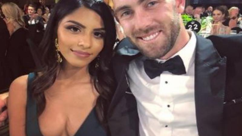 Currently, several reports have stated that Glenn Maxwell has been dating a Melbourne-based Indian from a long time. Glenn Maxwell may also follow the path of Hasan Ali, by tying the knot with Indian-born lady Vini Raman. (Photo: Instagram)
