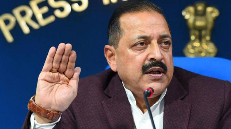 Jitendra Singh is the first to speak on how long the leaders could remain under detention or house arrest. (Photo: File)