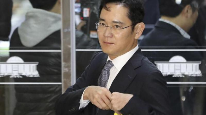 Lee Jae-Yong's penalty could leave Samsung rudderless for years. (Photo: File/AP)