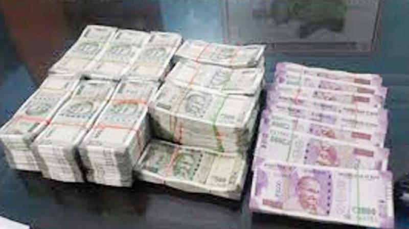 The officials said that no proper explanation was furnished by the persons concerned for transporting cash. (Representational Image)