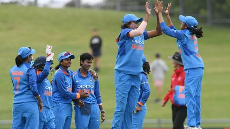 An improved batting performance will be foremost on skipper Harmanpreet Kaur's mind, when Indian women eyeing a consolation victory, take on New Zealand in the third and final T20 International on Sunday. (Photo: Twitter / BCCI)