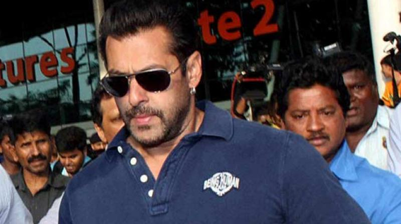 Salman Khan will be seen in 'Tubelight' this year.