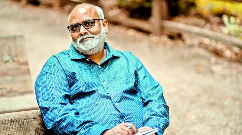 """Reacting to news of the honour, Keeravani says, """"When I was informed that the Royal Philharmonic Orchestra would perform my score in Baahubali live as an accompaniment to the film's screening by producer Shobhanadri Yarlagadda, I was initially disbelieving, then humbled. I don't know of any other Indian film that has been honoured this way. Later, when I started to absorb the good news, it made me feel really satisfied with all the efforts I had put in while scoring the background music of the film."""""""