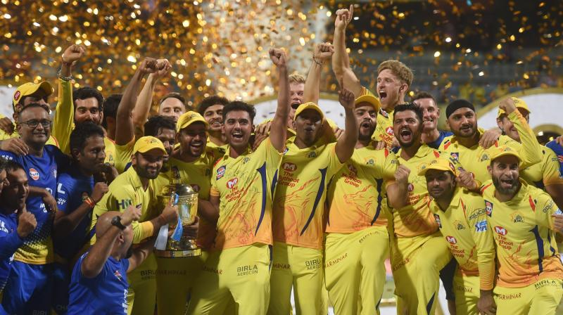 Reigning IPL champions Chennai Super Kings (CSK) Wednesday announced it has retained 22 players for the 2019 season, releasing only three members from the title-winning squad. Reigning IPL champions Chennai Super Kings (CSK) Wednesday announced it has retained 22 players for the 2019 season, releasing only three members from the title-winning squad. (Photo: PTI)