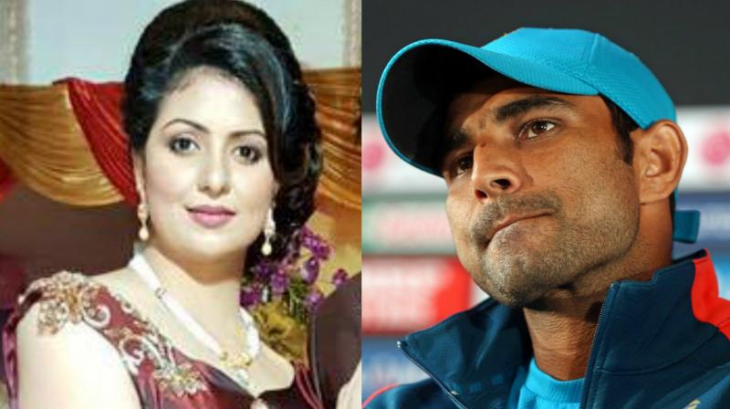 In a bid to expose Mohammed Shami's alleged extra-marital affair, his wife Hasin Jahan had earlier also posted several screenshots of Messenger and Whatsapp messages on her Facebook wall. (Photo: Facebook / AFP)