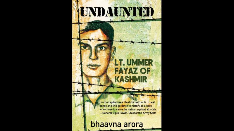 Bhaavna, who hails from a military family herself, was no stranger to life at an army posting. In her highly personalised re-telling of Lt Ummer Fayaz's life and death, she also manages to tell her own.