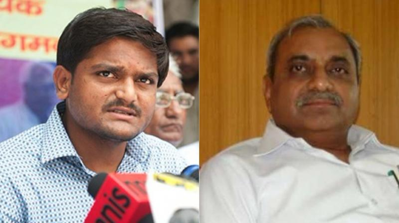 The Patidar leader also exhorted BJP's Patel leaders to back the deputy chief minister. (Photo: PTI/File)
