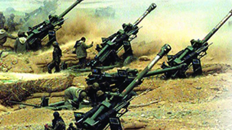The Kargil war, initiated in May 1999 to displace Pakistani soldiers the peaks that they occupied on the Indian side, lasted for almost 3 months, killing around 500 Indian  soldiers.