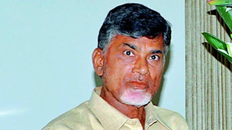 Telugu Desam Party chief N Chandrababu Naidu (Photo: File)