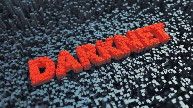 The darknet: Fighting a losing battle