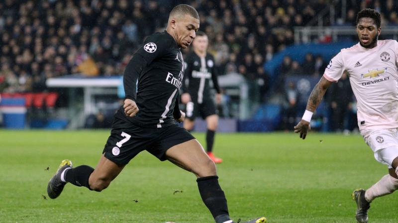 PSG have 74 points from 27 games with second-placed Lille on 57 from 28. (Photo: AFP)