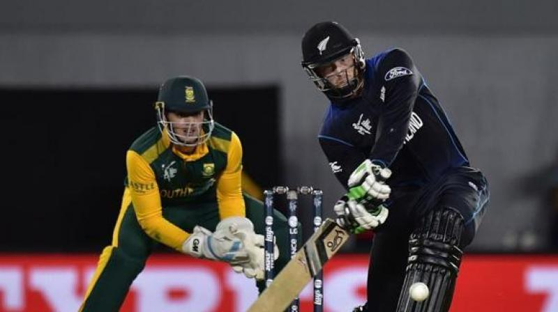 When South Africa and Afghanistan came face-to-face, both were on a winless streak in the premier tournament but after the conclusion of the match, South Africa halted their streak as they trounced their competitor by nine-wickets. (Photo:AFP)