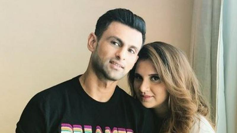 Pakistan cricketer Shoaib Malik and Indian tennis sensation Sania Mirza have blasted away the Pakistani media, after the media claimed that Malik along with few other team-mates were partying and smoking 'shisha' just few hours ahead of the crucial match against India in Manchester. (Photo: realshoaibmalik/instagram)