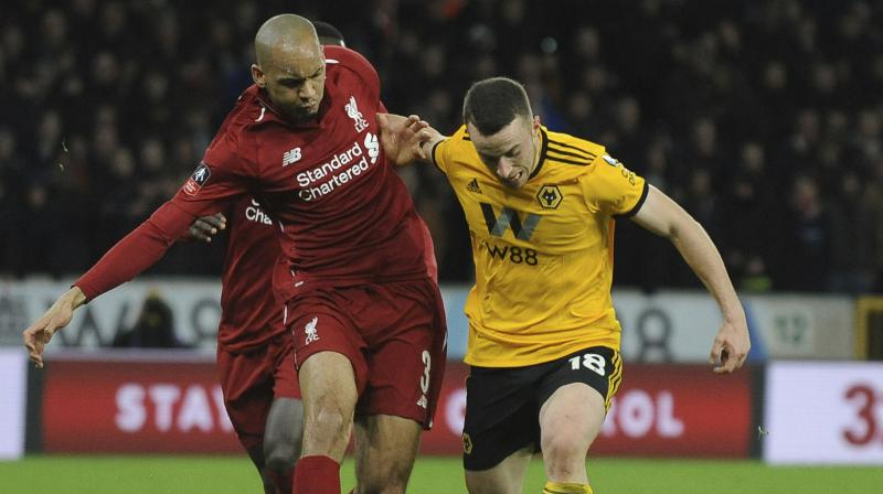 """""""He is a brilliant player and I am happy that he can play (against Brighton) -- it's now pretty clear (that he can play in defence),"""" said Klopp. (Photo: AP)"""