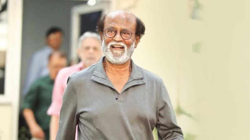 Don't fall at the feet of those with money, fame, power: Rajinikanth