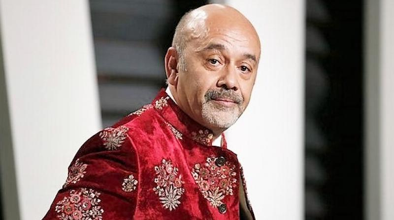 In 2017 Louboutin visited Pakistan and launched his Pakistani inspired colourful collection of shoes called 'Lahore Flats.' (Photo:ANI)