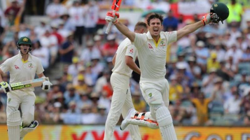 While stating the reason for Mitchell Marsh's inclusion, skipper Tim Paine said they felt the need for an extra bowler. (Photo:AP)