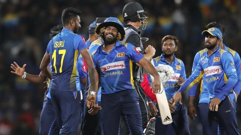 Sri Lanka's cricket board said on Wednesday it had received warnings its national team could be the target of a terror attack during an upcoming tour of Pakistan. (Photo:AP)