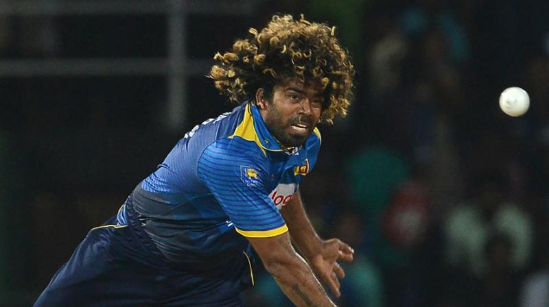 Malinga had a match to forget in the opening 10-wicket defeat by New Zealand when he conceded 46 runs in five overs without taking a wicket. (Photo: AP)
