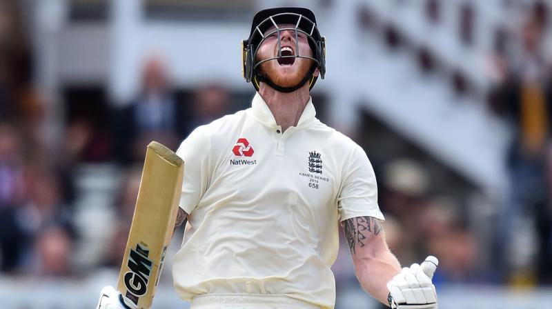 Botham, regarded as England's best all-rounder hailed Stokes as the 'Special One'. (Photo: AFP)