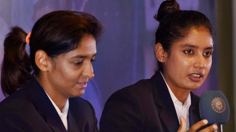 India had beaten England 2-1 the last time the visitors were here in 2018 but Mithali said facing the visitors without Harmanpreet will show the team's depth. (Photo: PTI)