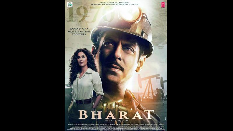 Salman's recent production Notebook failed at the turnstiles and Bharat is an important film for him.