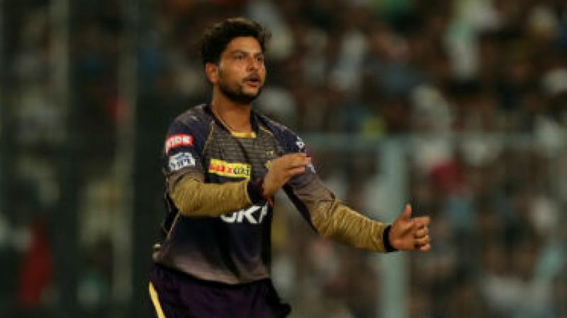 Kuldeep, who is expected to be a vital cog in India's World Cup campaign, has got only four wickets in nine games for Kolkata Knight Riders in the IPL and was dropped in the last game against Sunrisers Hyderabad due to