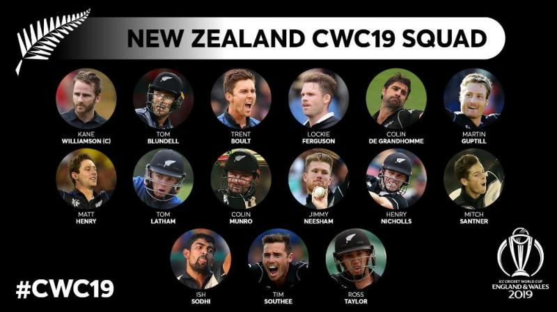 The Kiwis, time and again, have proved that they've in them to show they can progress all the way through the tournament. (Photo: New Zealand Cricket/ Twitter)
