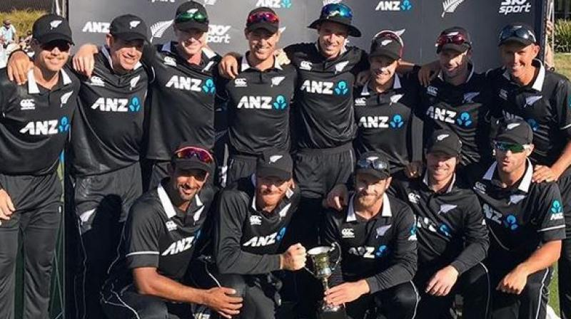 The Kiwis, time and again, have proved that they've in them to show they can progress all the way through the tournament. (Photo: Kane Williamson/ Instagram)