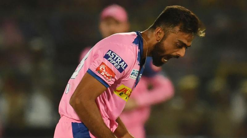 Since 2018, Unadkat drew heavy flak from the fans as they took to twitter to make fun of Unadkat's price tag. (Photo: AFP)